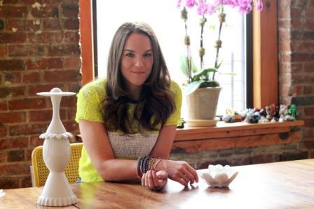 Shirley Cook: pesquisando  fragrâncias para Proenza Schouler