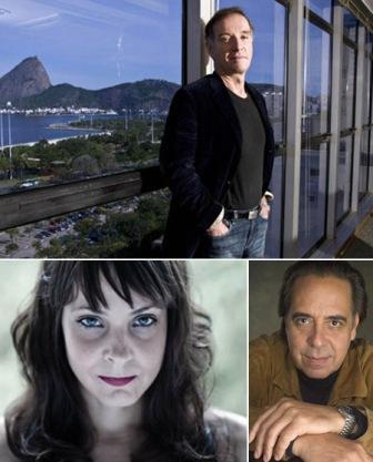 Eike Batista, Blubell e Edu Lobo: os anfitriões de hoje no Rio