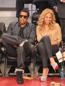Jay-Z e Beyoncé registraram o nome da filha