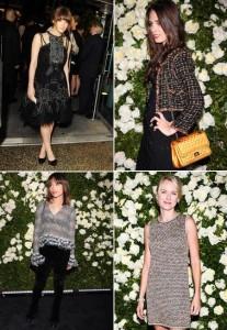 A Chanel armou um jantar todo especial para homenagear o Festival de Cinema de Tribeca