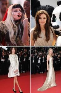 Cannes ferve! Hoje tem Angelina, Diane, Alexa e até Gaga!