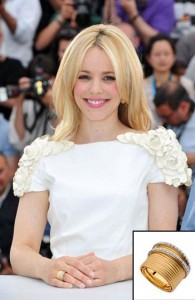 E teve joia brasileira no tapete vermelho de Cannes. Vem ver!