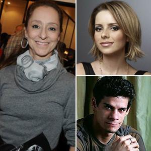 Sandy, Ana Botafogo e Thiago Soares vão dividir o palco do Municipal do Rio. Glamurama conta os detalhes!