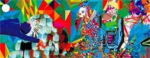 Rei Kawakubo, da Comme des Garçons, tem um novo artista favorito… e ele é brasileiro!
