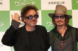 Mais uma parceria de Johnny Depp e Tim Burton. Eles são incríveis, mas… de novo?