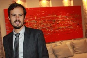 Paulinho Vilhena ganhou um loft para chamar de seu na Casa Cor São Paulo!