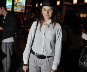 Quer saber como usar chapéu no inverno? Marina Franco ensina!!