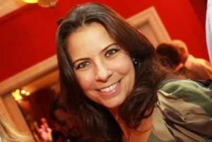 Adriana Bittencourt recebeu uma turma bem globetrotter para um almoço na loja dela…
