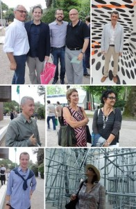 Glamurama também está em Veneza! E não estamos só, tem uma turma de bacanas conferindo a 54º Bienal!