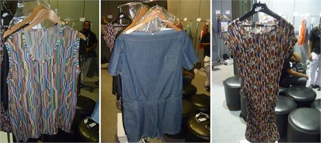 Extra, extra: looks que a Deborah Secco vai usar no desfile de verão 2012 da TNG!