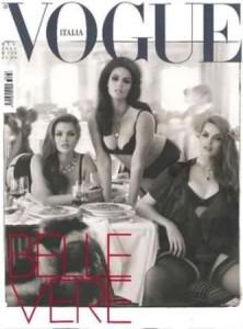 Capa Vogue Italia