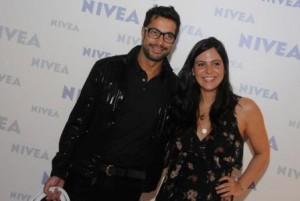 No lounge da NIVEA, o maquiador Fernando Torquatto dá sua fórmula da boa maquiagem