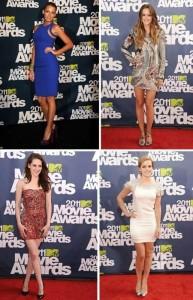 Blake, Leighton, Kristen, Emma… Vem ver as lindas do tapete vermelho do MTV Movie Awards
