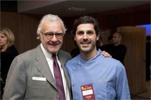 O chef Alain Ducasse esteve no Brasil e elegeu um chef queridinho por aqui…