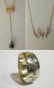 Francisca Botelho acaba de lançar a coleção Meu Coração Bate Por Você, com joias fofas!!