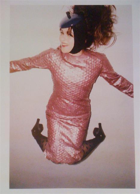 Helena Bonham Carter: nova queridinha de Marc Jacobs!