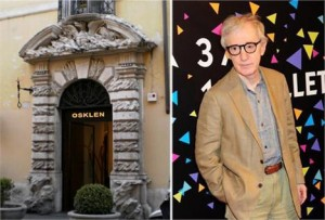Woody Allen vem filmar no Brasil e vai usar @osklen no figurino! #cariocadagema