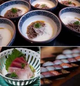 O chef Tsuyoshi Murakami inova mais uma vez o cardápio do Kinoshita! A gente não reclama…