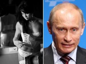 """Putin contratou uma """"fotógrafa"""" muito especial. Quer ver?"""