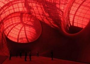 Tem uma obra incrível no Grand Palais!! Vem ver!
