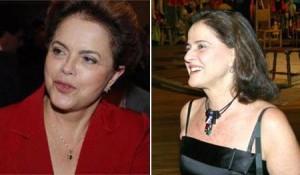 Marieta Severo recebe convite para viver a vida da Presidente Dilma no cinema.