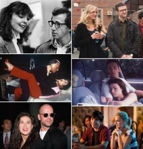 Bem antes de Cameron Diaz e Justin Timberlake, o cinema uniu outros ex… A lista é longa!