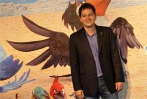 Para a próxima campanha da Nextel… Carlos Saldanha! Ele vai até ganhar homenagem #ClubeNextel