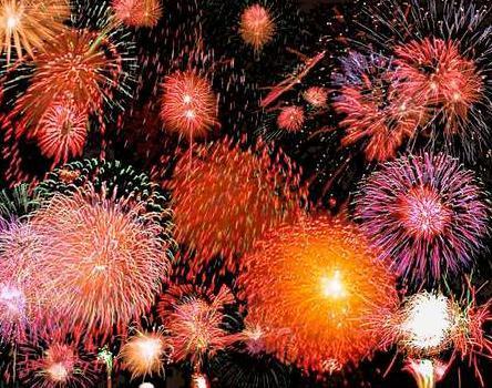 Macy's: patrocina os fogos do feriado do dia 4 de Julho