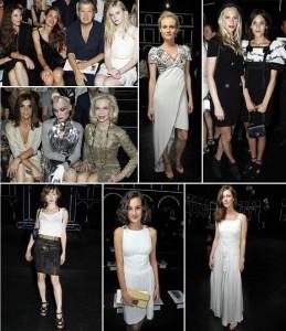 Teve fila A estrelada no desfile de alta costura da Chanel. Sabe quem passou por lá?