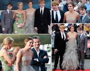 """A pré-estreia de """"Harry Potter"""" levou muita gente às lagrimas!"""