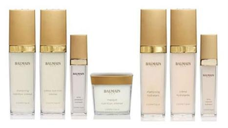 Produtos de beleza Balmain: para encomendar já!