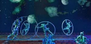O Cirque du Soleil está com espetáculo novo em cartaz em NY. E uma turma de brasileiros já viu o show!!