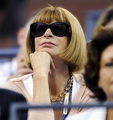 Anna Wintour: reviewing her own history