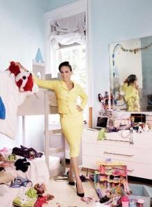 E a Sarah Jessica Parker deixou escapar um segredo para a Vogue americana…