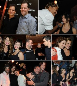 Carlos Saldanha foi homenageado numa festa incrível no Fasano! A gente, claro, estava lá