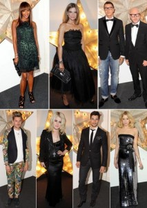 Sabe quem foi na festa do Net-a-Porter + Dolce & Gabbana?