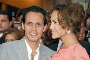 Jennifer Lopez e Marc Anthony foram vistos juntos no banco de trás de um conversível em Nova York
