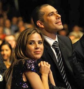 Wanessa e Marcus Buaiz
