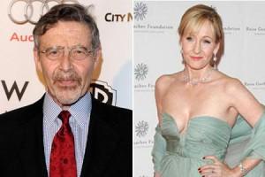 J.K. Rowling ganhou uma joia de perder o fôlego, e não foi efeito de magia não…