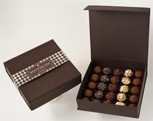 Delicinhas da Maria Brigadeiro para o papai #chocolatras