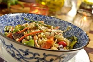 Quem gosta de comida tailândesa ai levanta a mão o/ #livrodereceitas