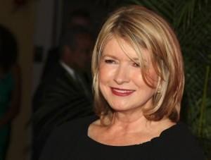 Martha Stewart faz aniversário hoje, mas está fechada para balanço…