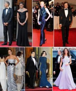 Tem brasileira na lista dos mais bem vestidos da Vanity Fair!