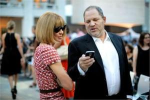 Anna Wintour e Harvey Weinstein estão organizando um jantar para arrecandar fundos para o presidente Barack Obama.
