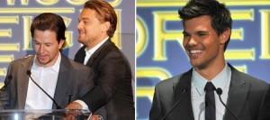 Taylor Lautner é o próximo Leonardo DiCaprio?? Q q vcs acham??