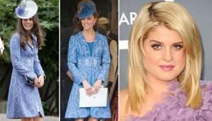 Agora deu pra Kelly Osbourne criticar até a Kate Middleton. Mas a duquesa até q pediu…
