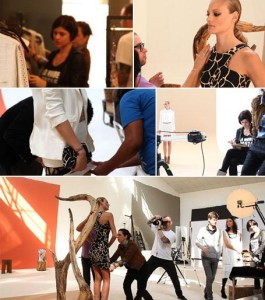 Nova coleção de verão da Giuliana Romanno tá d+! E nós temos o making of da campanha!