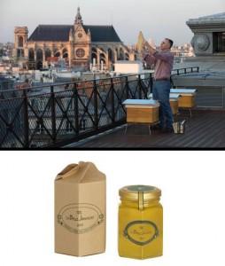 A Louis Vuitton tb produz mel. É sério!!!
