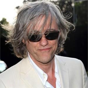 O músico e ativista Bob Geldof, organizador do Live Aid e do Live 8, dará palestra no Brasil