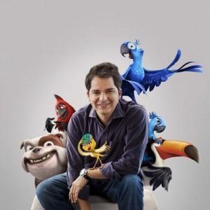 O diretor Carlos Saldanha foi indicado ao Oscar da animação dos Estados Unidos